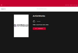 artistworks on rb digital