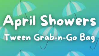 April showers flyer