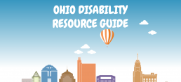 Ohio Disability Resource Guide screenshot